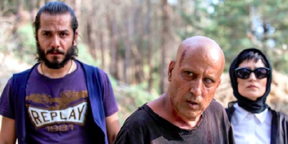 Confessions of My Dangerous Mind (Eterafate Zehne Khatarnake Man) - UKIFF - Iranian Film Festival